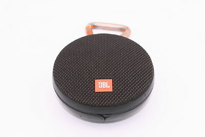 JBL CLIP2 Ultra Portable Wireless Bluetooth Speaker - Black