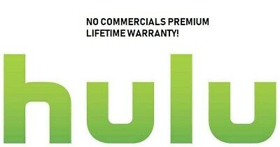 ✔️ Hulu PREMIUM (ADD-ONS) NO COMMERCIALS ✔️ - 😮LIFETIME Warranty😮! BEST PRICE