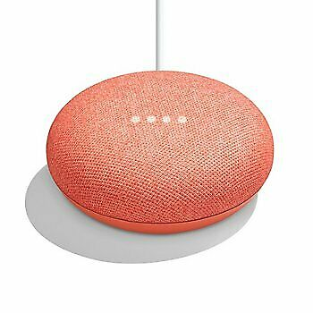 Google Home Mini Smart Assistant - CORAIL