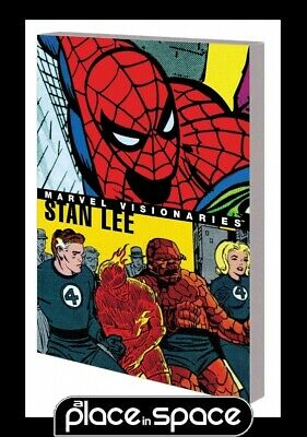 Marvel Visionaries Stan Lee - Softcover