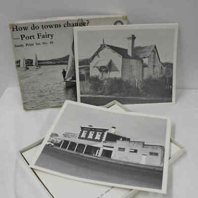 How Do Towns Change: Port Fairy, Teachers Visual Aid Boxed Set #416