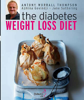The Diabetes Weight Loss Plan, Thompson, Antony Worrall, Very Good Book