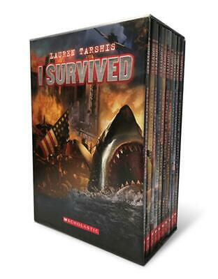 I Survived: Ten Thrilling Stories (Boxed Set) by Lauren Tarshis (English) Boxed