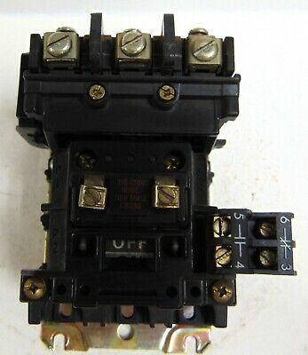 Allen Bradley Load Balancer W/ Auxiliary Contact 40410-326-52, 595-Ab Series B