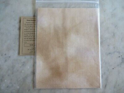 10% off Crossed Wing Collection 28 Count Linen - Earth