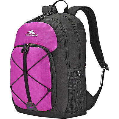 High Sierra Daio Backpack 5 Colors Everyday Backpack NEW