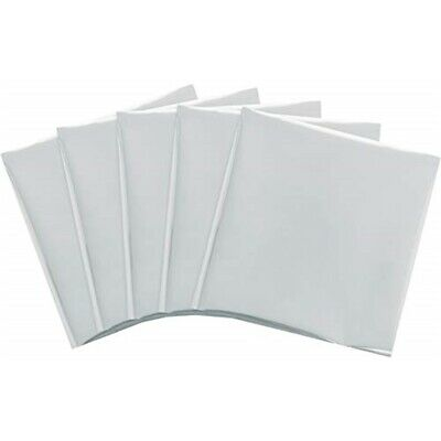 "We R Memory Keepers Foil Quill 12""x12"" Foil Sheets 15/pkg-silver Swan"