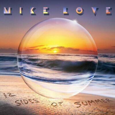 MIKE LOVE 12 SIDES OF SUMMER CD (Released JULY 19th 2019) - The Beach Boys