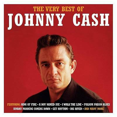 Johnny Cash - The Very Best Of (New Sealed 3Cd) 75 Tracks