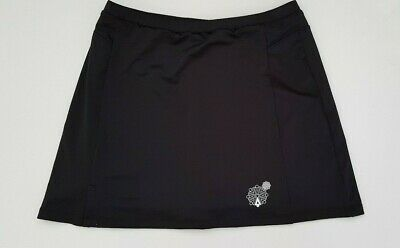 Black Karakal Skort Skirt Shorts Gym Hockey Netball Unifrom  Athletics