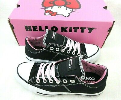 Converse Hello Kitty Womens CTAS Madison Ox Canvas Shoes Size 7 New 564630C