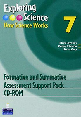 Exploring Science: How Science Works Year 7 Formative et Summative Assessment