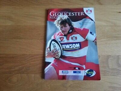2009-10 Gloucester v Cardiff Blues - LV Cup