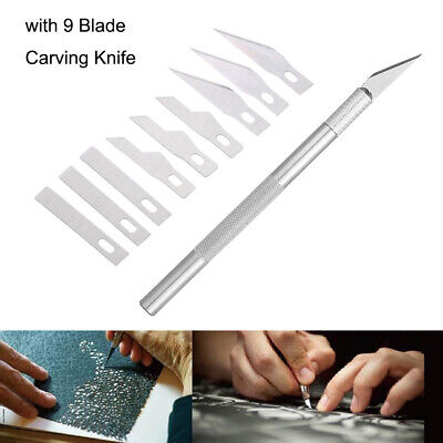 Making Polymer Clay Carving Knife Engraving Cutter Ceramics Tool Sculpture Pen