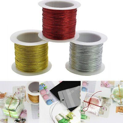 Necklace Accessories Bracelet Making Beads String Braided Cords Thread Cord