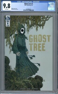 Ghost Tree #1  Image Comics  Sold Out 1st Print  CGC 9.8