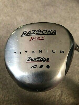 BAZOOKA JMAX TITANIUM DRIVERS FOR MAC