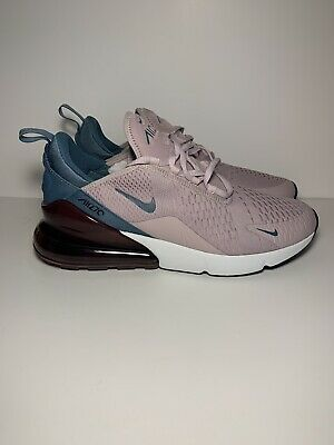 Size 8 Nike Dusty Rose Pink Velvet Air Max 90 LX Casual Lace Up Sneakers $120 | eBay