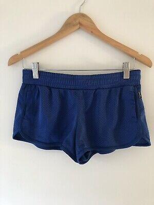 Ladies Shorts Size 8/S COTTON ON BODY Blue Excellent Used Condition