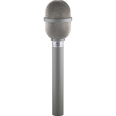 Electro-Voice RE16 Supercardioid Handheld Dynamic Microphone LN