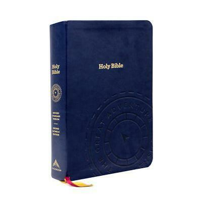 The Great Adventure Catholic Bible by Peter Williamson (English) Leather Book Fr