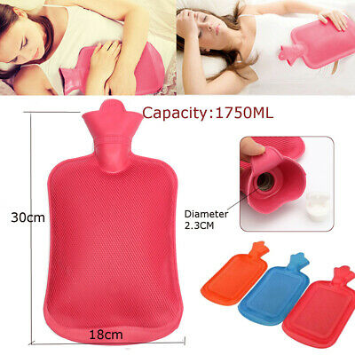 Heat Therapy Hot Water Bag Bottle Hand Foot Care Warmer Arthritis Pain Relief