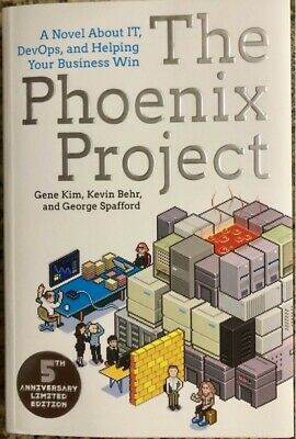 The Phoenix Project: A Novel about IT, DevOps, and Helping Your Business Win, 3r