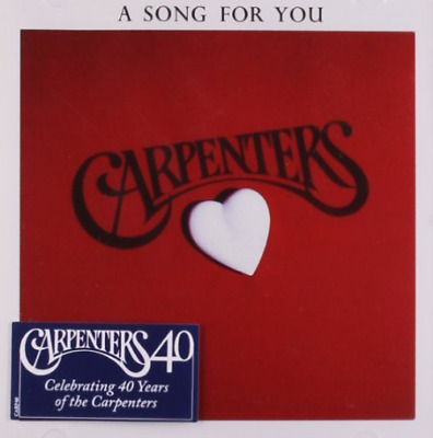 The Carpenters-A Song for You (UK IMPORT) CD NEW