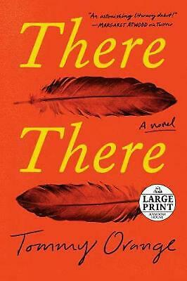 There There by Tommy Orange (English) Paperback Book Free Shipping!
