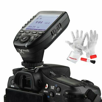 Godox XPro-S TTL 2.4G Wireless Flash Trigger for Sony TT350S V350S TT685S V860S