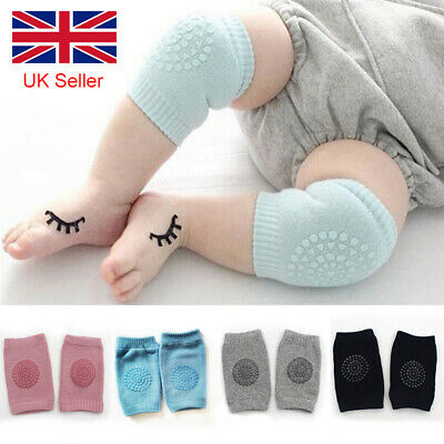 Kid Safety Crawling Elbow Cushion Infants Toddlers Baby Knee Pads Protector W