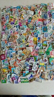 400 World Stamps, Used Off Paper, 100% Help For Heroes, 4 Photos