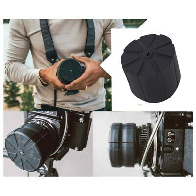 New Universal Silicone Lens Cap Cover For DSLR Camera Waterproof Anti-Dust EP