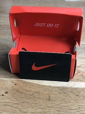 £289 Value Nike Gift Card Voucher/Discount