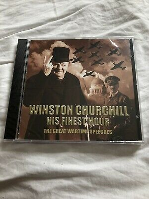 Winston Churchill- His Finest Hour (The Great Wartime Speeches) 2004