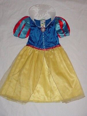 DISNEY STORE COSTUME for KIDS - SNOW WHITE 2017 Select Size