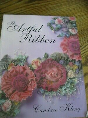 """A Beautiful Illustrated """"The Artful Ribbon"""" How To Book"""