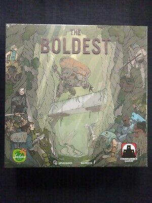 OEJ ~ The Boldest ~ by Stronghold Games ~ Board Game