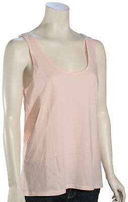 Hurley Solid Perfect Women's Tank - Echo Pink - New