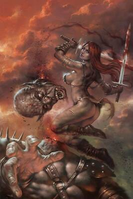 Red Sonja Birth Of She Devil #4 Parillo Virgin Cvr Pre-Order For Midseptember Lf