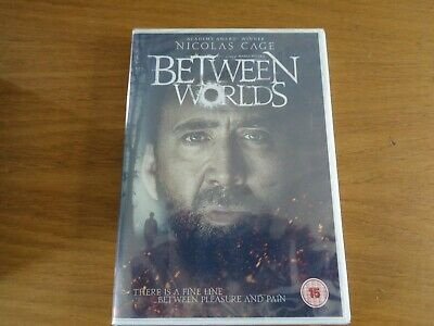 Between Worlds DVD (2019) Nicolas Cage ***NEW***free postage uk