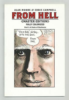 From Hell Master Edition #1 2018 VF/NM 9.0