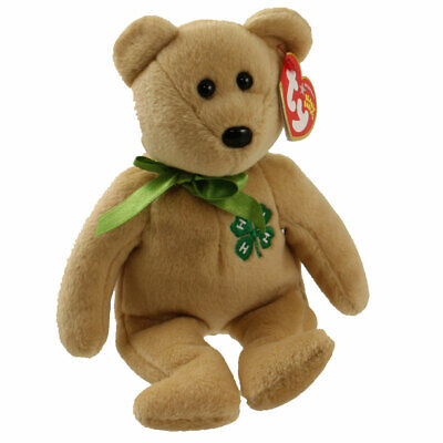 9 inch Internet Exclusive - MWMTs LIBERT-e the Bear TY Beanie Baby