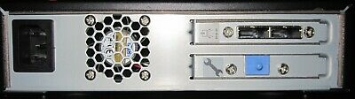 Dell External LTO6 tape drive with card and cable