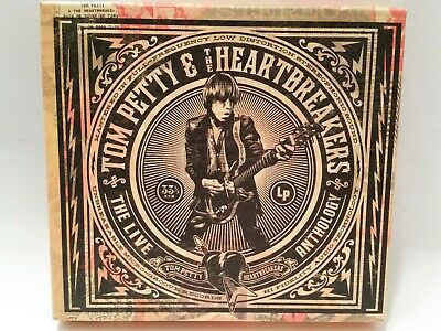 The Live Anthology [Box] by Tom Petty & the Heartbreakers 4 CD's MINT CONDITION
