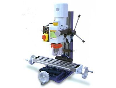 XJ12-300 Mini Milling Machine with Belt Drive PACKAGE ONE