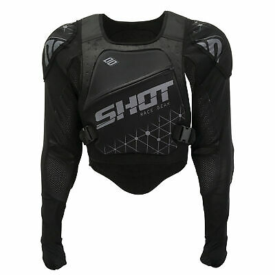 Shot Ultralight Upper Body Armour Protection Bike CE Approved Jacket