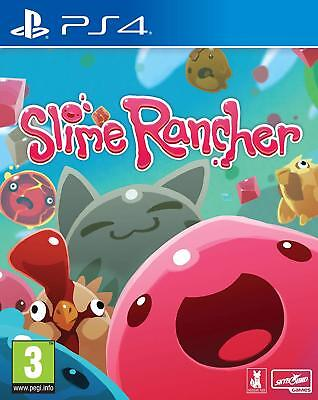 Slime Rancher PS4 Game for PlayStation 4 NEW & SEALED
