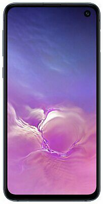 Sim Free Samsung Galaxy S10e 5.8 Inch 128GB 16MP 4G Mobile Phone - Black