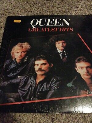 QUEEN Greatest Hits ELEKTRA 5E-564 LP ORIGINAL